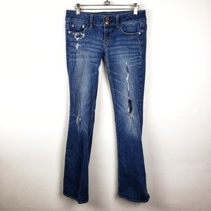 American Eagle | Stretch Artist Distressed Jeans 4